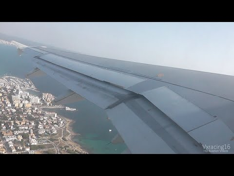 Iberia Express IB3614 Palma De Mallorca (PMI) - London Heathrow (LHR) *FULL FLIGHT* Airbus A320