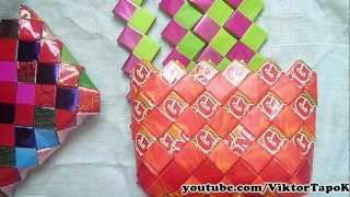 Candy Wrapper Bags \ Клатчи из оберток
