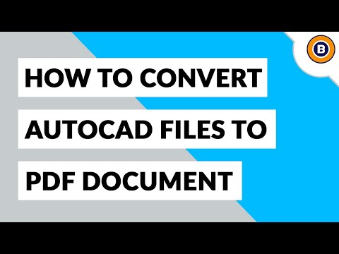Best DWG To PDF Converter | Export DWG To PDF Without AutoCAD