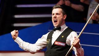 Снукер Марк Селби в четвёртый раз выиграл чемпионат мира 2021 Betfred World Snooker Championship