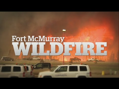 CBC News Edmonton: Fort McMurray wildfire special show, Friday May 6