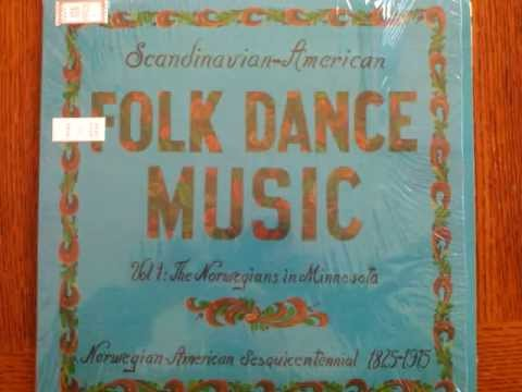 Rallar Polka - Scandinavian-American Folk Music (from Minnesota)