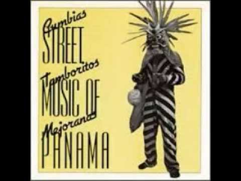 Street Music of Panama Cumbias Tamboritos Mejoranas - 'Diablitos of Los Santos'