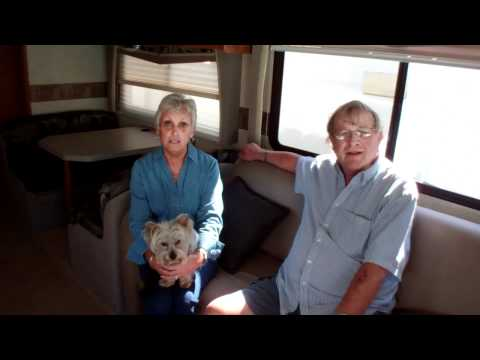 Georgetown motor home purchase by Ken & Janet Irwin at Ron Hoover RV & Marine.mp4