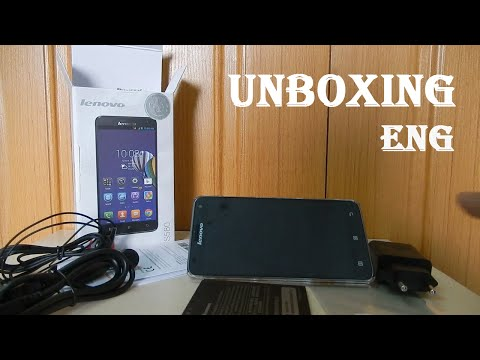 Lenovo s580 Unboxing and Quick Review