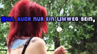 Philipp Poisel - Die Liebe meines Lebens (with lyrics)