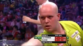 Michael van Gerwen Best moments - HD