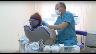 Имплантация зубов. Здравствуйте - 22/04/18(, 2018-04-22T08:35:14.000Z)