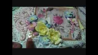 Wild Bunch - Altered Jewelry Box - Tammy