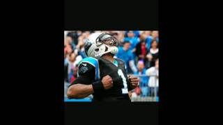 Cam Newton and LeBron James dab all day