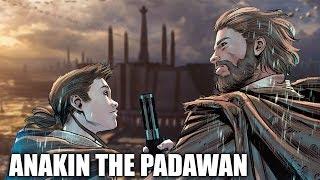 What Was Anakin Skywalker Like as a Padawan?