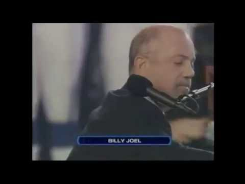 Billy Joel National Anthem