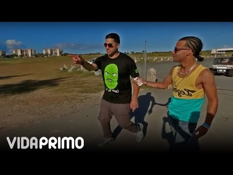 DJ Luian - Tremenda Sata ft. Arcangel [Official Video]