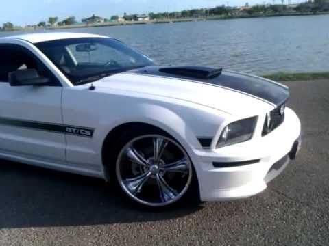 Gt Cs 2007 Mustang California Special Youtube