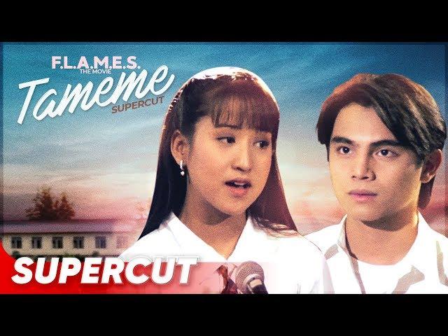 F.L.A.M.E.S The Movie: Tameme | Marvin Agustin and Jolina Magdangal | Supercut