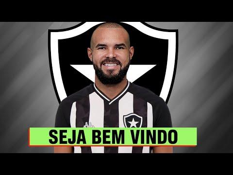BOTAFOGO ANUNCIA JOSÉ WELISON COMO REFORÇO - MERCADO DA BOLA