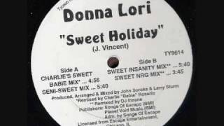 Donna Lori Sweet Holiday Charlie