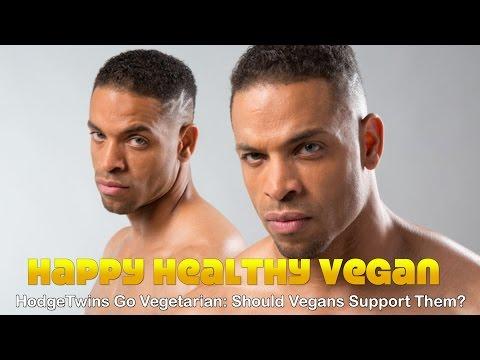 HodgeTwins Go Vegetarian: Should Vegans Support Them?