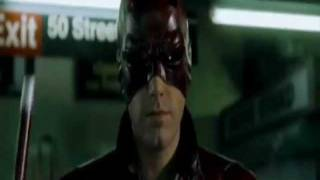 Call Me-Shinedown(Dare Devil) music video