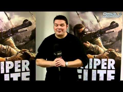 Sniper Elite V2 - Interview With Senior Producer at Rebellion