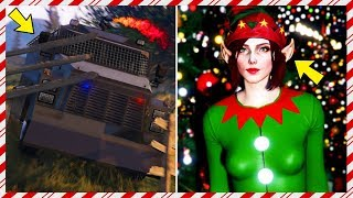 15 Things You May Not Know About The Festive Surprise 2017 Update & The Doomsday Heist DLC In GTA 5!