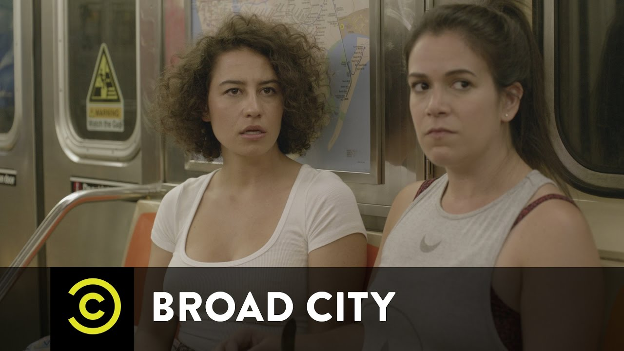 Broad City Season 3 Dude