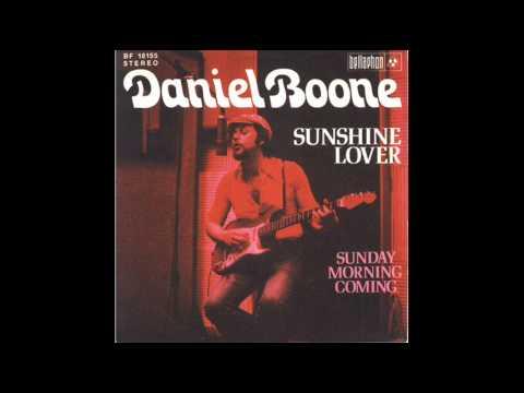 Daniel Boone - Sunshine Lover (1973)