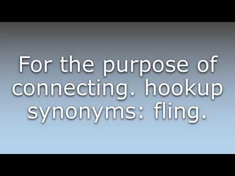 pronounce hookup