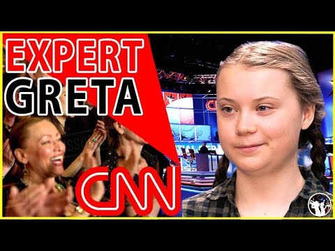 Don't Worry! Greta Thunberg And CNN Will Tell You What To Do