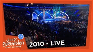 Junior Eurovision Song Contest 2010 - Recap of all the songs