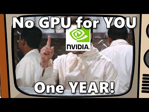 PC Gaming On Hold Until 2019?