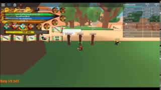Roblox:Naruto Rpg How to level up fast