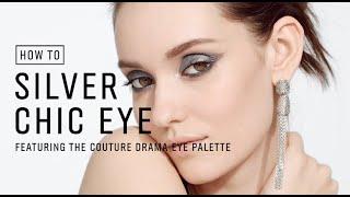 How To: Bold Silver Metallic Eyeshadow Tutorial