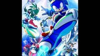 Sonic Riders: Zero Gravity - Main Theme (Un-Gravitify)