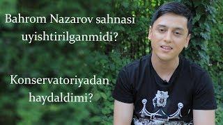 Sardor Tairov o'qishdan 'haydalgan'i, va'dasida turmagani, nashida aytolmayotgani sababi