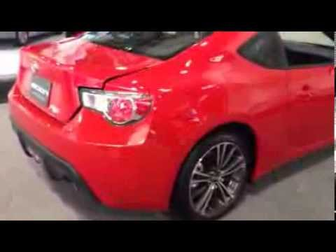 Scion FRS Review New England Auto Show Boston Car Show - New england car show boston