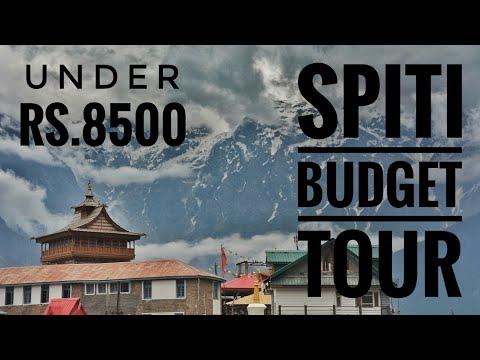 SPITI VALLEY Budget Tour 2017| Under Rs.8500 | Public Transport | Kalpa | Part 1