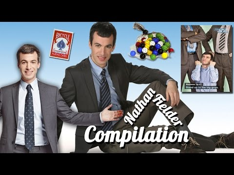 Nathan Fielder Compilation - YouTube