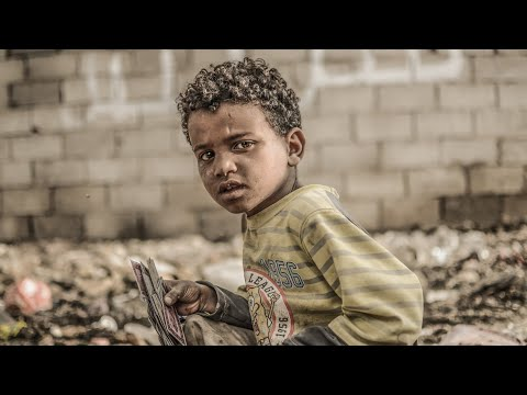 Human Struggle, Yemen, Sana'a (Poor Sanitation) - Ocsana Foundation