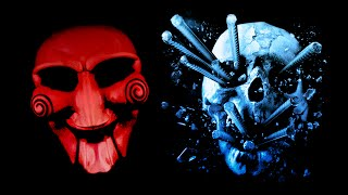 die in a saw movie or in a final destination movie   would you rather