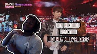 Video BTS MIC DROP REACTION!! download MP3, 3GP, MP4, WEBM, AVI, FLV Mei 2018