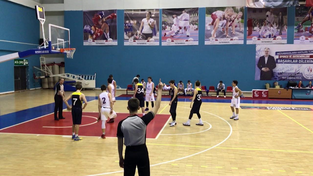Anadolu Efes U13 Atahan ALTIOK #35