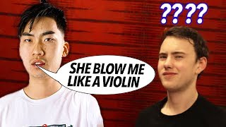 Top 10 WORST YouTuber Diss Track Lyrics!! (ft. Ksi, Ricegum, Jake & Logan Paul, W2S )