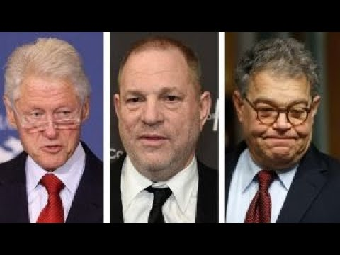 The Left has its own sex skeletons - and hypocrisy