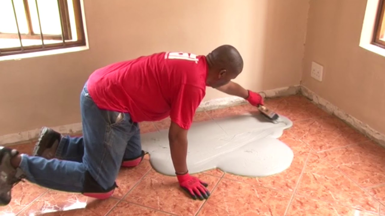 how to tile over existing tiles with tal tile to tile