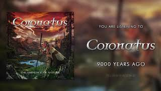 CORONATUS - 9000 Years Ago (Official Single)