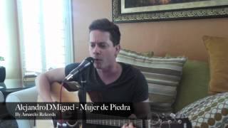 Mujer de Piedra (COVER) - Alejandro de Miguel  By Amarelo Rekords