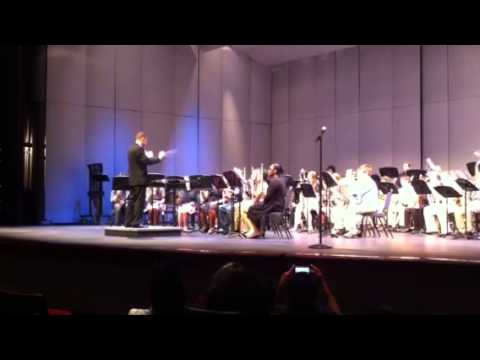 GOZA Middle School Band-Josh 2013