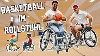 Sport im Rollstuhl - GEHT DAS? | mit Simon Will