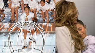 Jennifer Lopez Confirms Political Statement In Halftime Show